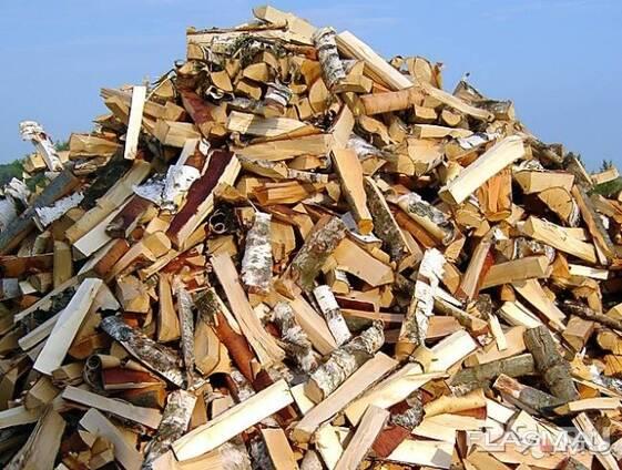 Купить колотые дрова