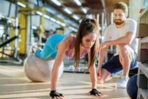 Фитнес тренер в Солигорске