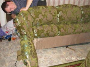 Перетяжка мебели в Солигорске
